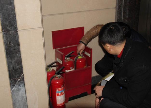 荆门掇刀区年度消防电气检测年检报告
