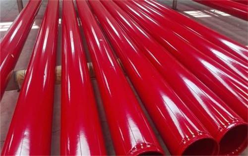 消防埋地管道用涂塑螺旋焊接钢管质量好 价格低
