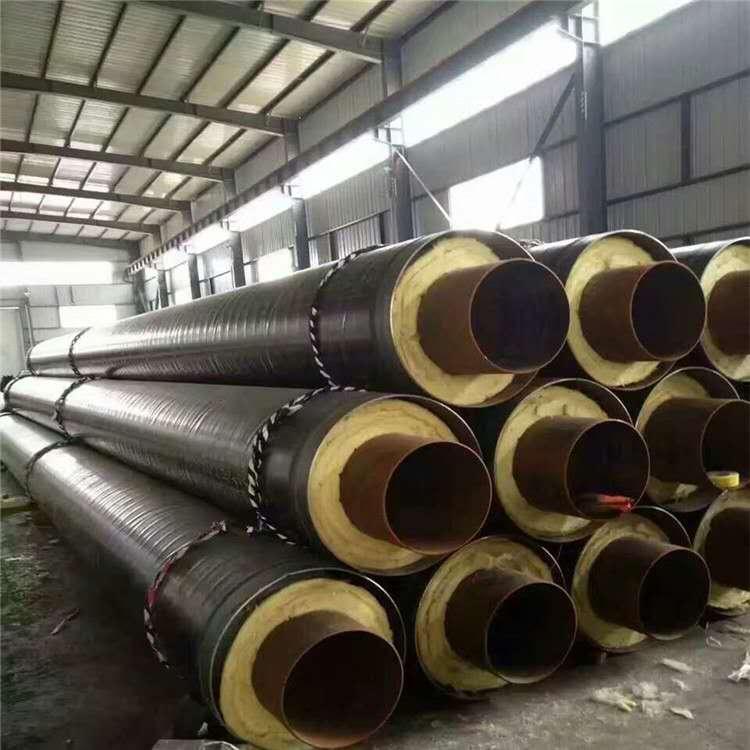 钢套钢蒸汽保温管供应厂家价格合理产品南昌市