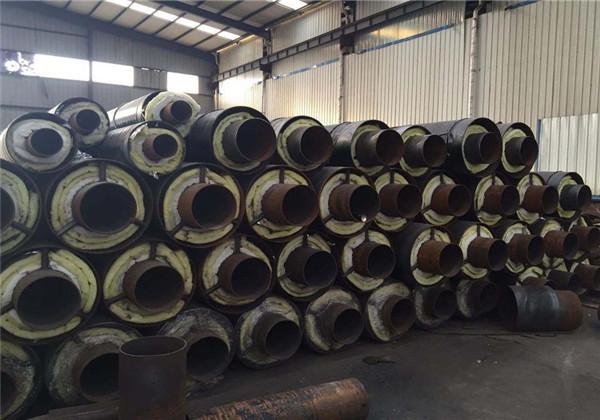 宁夏固原内滑动型钢套钢蒸汽保温管多少钱一米质量保证