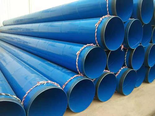 吉林丰满红色给水消防防腐钢管多少钱一米发货快