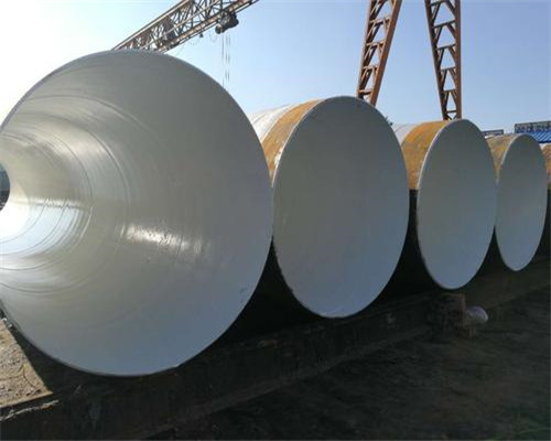 DN1600市政排水用防腐螺旋钢管每米价格厂家新推荐