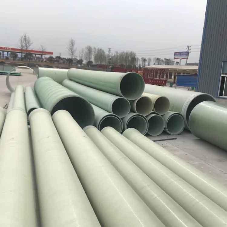 锡林郭勒盟东乌旗玻璃钢电缆管耐水压强度 重量轻欧意环保设备公司
