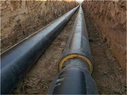 铁岭市聚氨酯直埋式保温钢管专业厂家