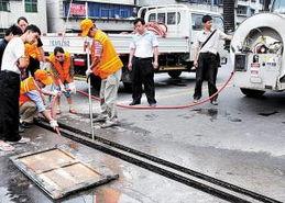 苏州黄桥镇雨水管道高压冲洗客户至上