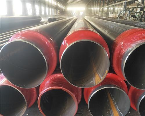 530钢套钢保温管道价格预算