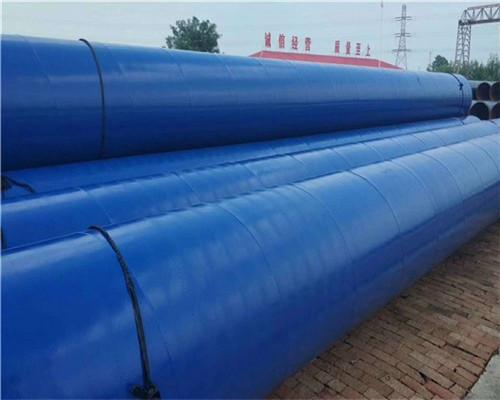 426*6内外涂塑防腐钢管成交价格新2021