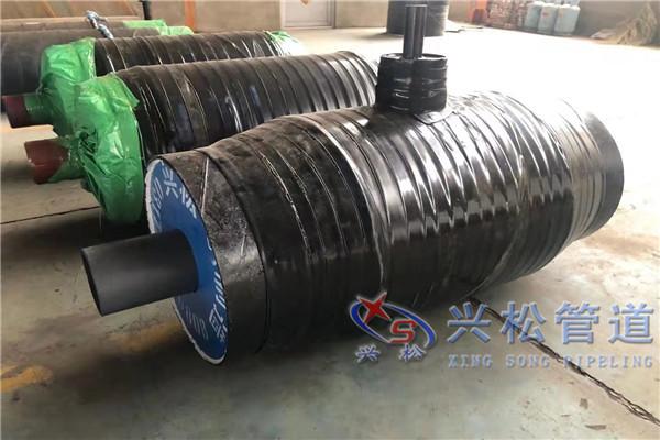 临夏直埋管隔热型固定墩-聚乙烯热缩带