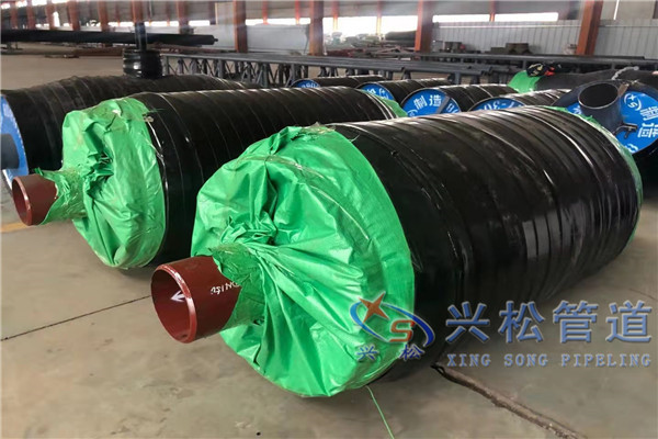 共青城预制直埋蒸汽管市场竞争力