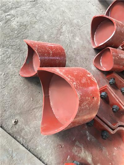 四伊通Z2.355焊接固定支座形状