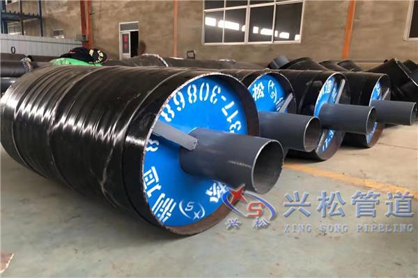 淮安预制钢套钢复合保温管-聚乙烯热缩带
