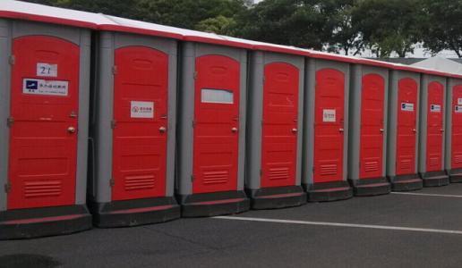 珠山租赁工地活动厕所专业出租公司
