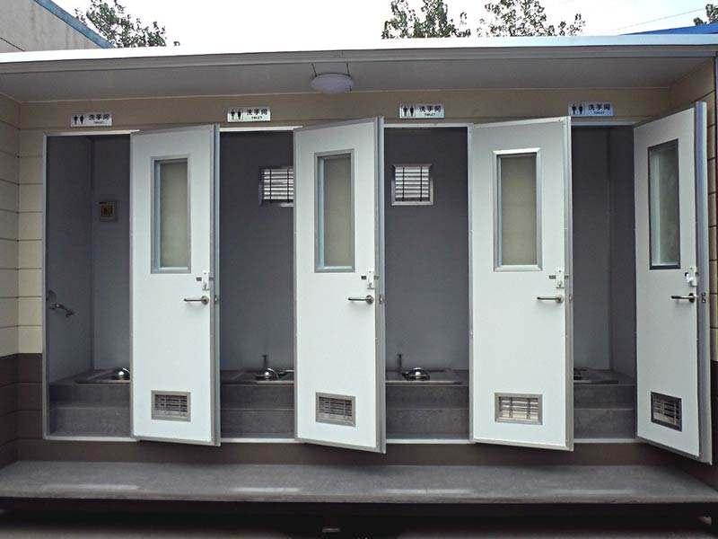 山阳流动厕所出租专业租赁公司