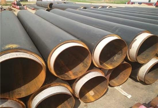 南昌青山湖钢套钢埋地式蒸汽保温管定制厂家