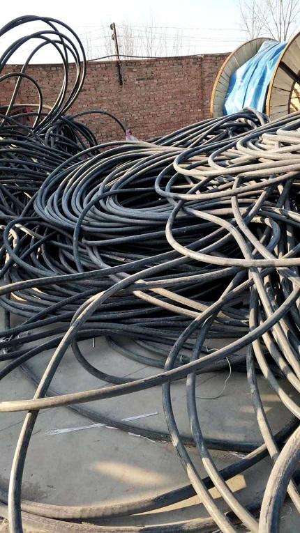 深圳龙华新区电缆回收,废铜铁回收电话