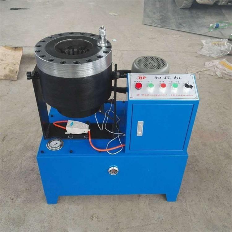 小型钢管缩头机商洛建筑钢管液压缩管机