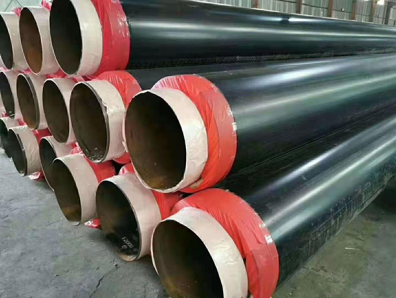 热力管道用聚氨酯保温管批发价格当阳