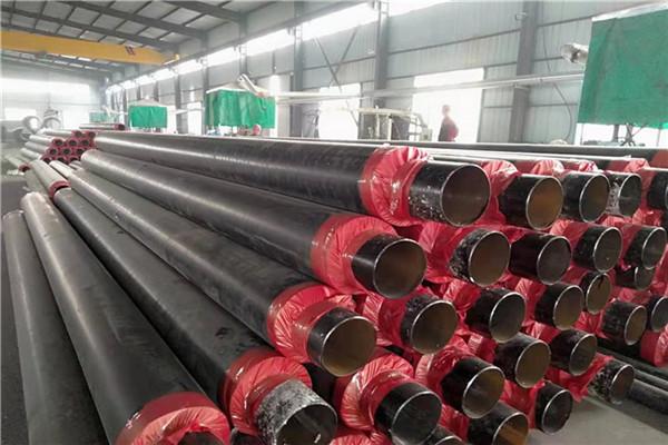 埋地供热保温钢管一米价格句容市