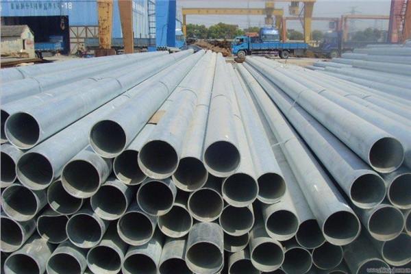 无棣排水系统用焊接钢管今天什么价格