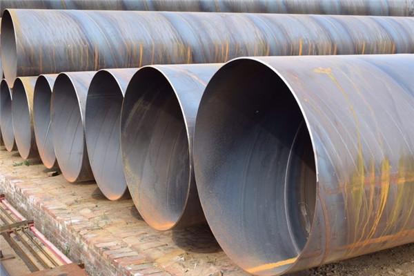 芦溪排水管线用大口径螺旋焊管常用解决方案