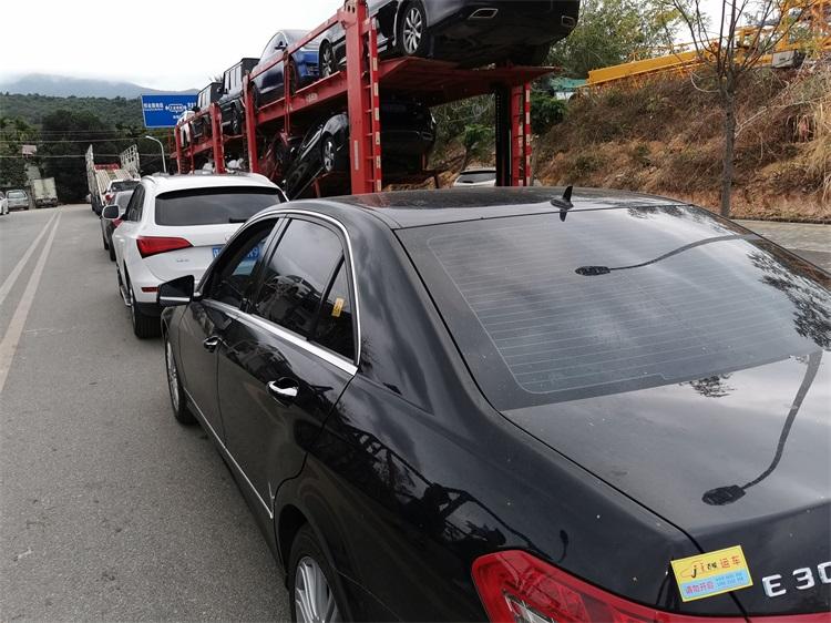 鸡西到西安轿车托运/私家车拖运每日往返