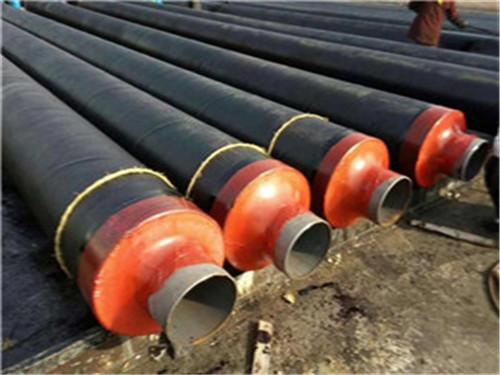 塑套钢保温管价格优惠清涧县