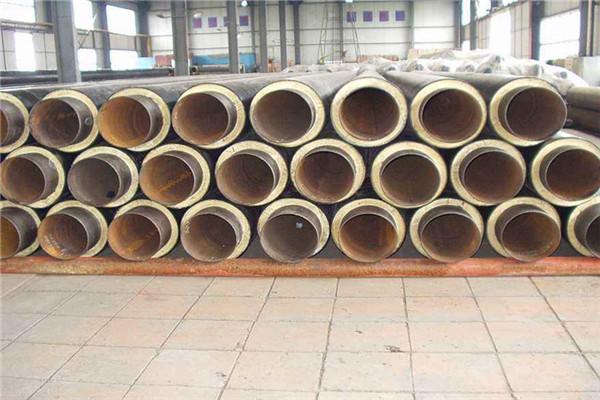 钢套钢直埋蒸汽管价格厂家舟山群岛新区2021年