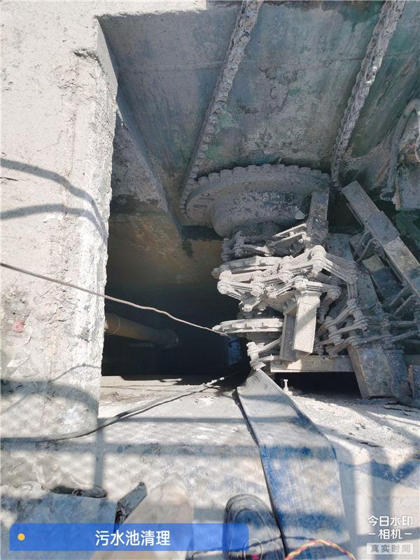 设备齐全:镇江润州调节池清理怎样安全的清理