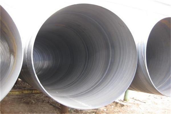 长春农安DN600螺旋焊接钢管市场批发价格