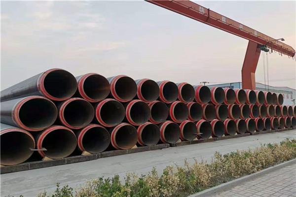 热力用直埋保温钢管厂家热线虎林市