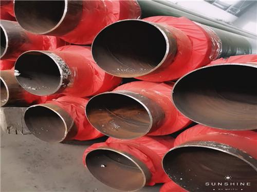 钢套钢直埋预制保温管做工精良嘉兴市