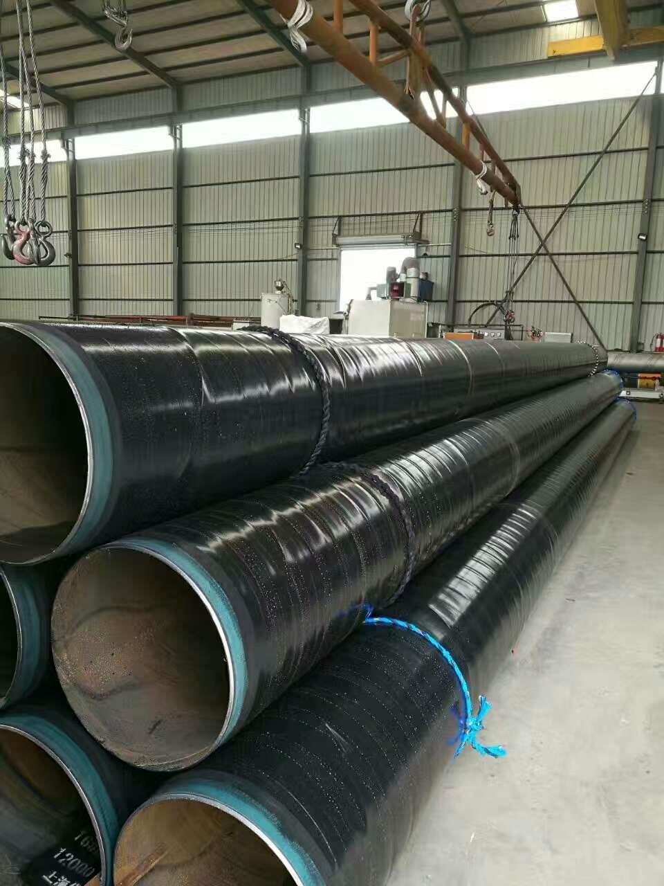 泉州市安溪县泡沫层螺旋保温钢管管道标识