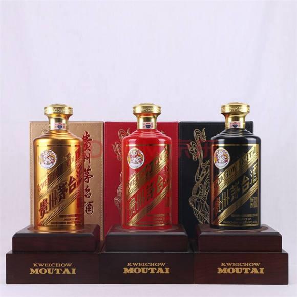 轩尼诗李察酒瓶回收一个轩尼诗李察酒瓶回收能卖多少钱