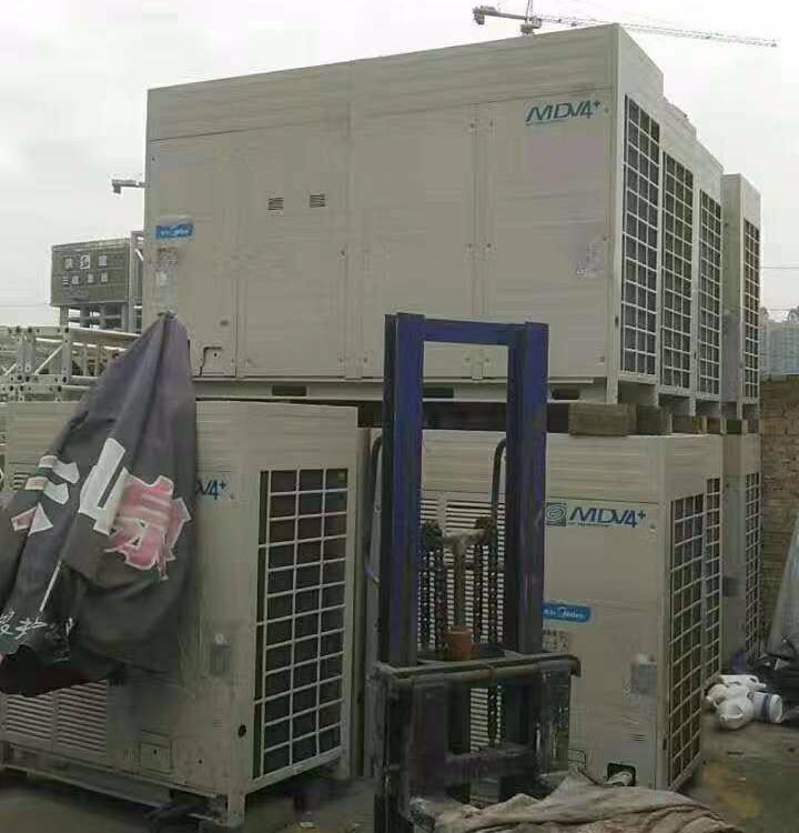东莞沙田镇二手开利空调回收评估拆除一站式公司