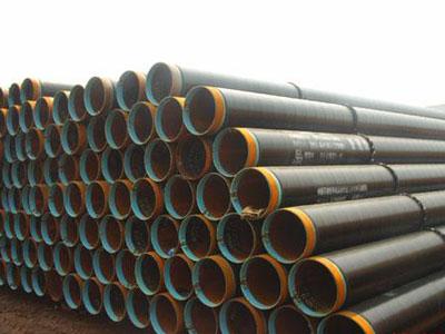 龙岩市环氧煤沥青防腐直缝钢管市场价格