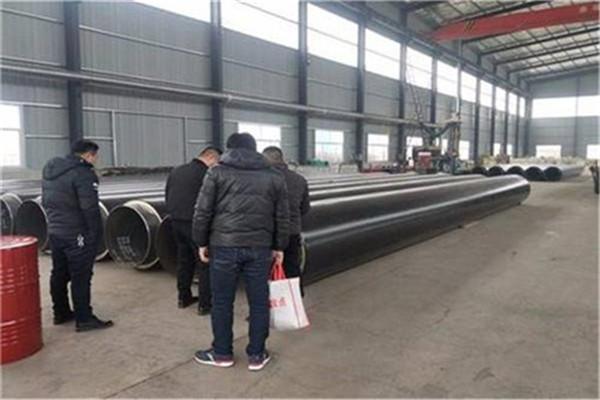 黑夹克外护套保温钢管厂家报价汤阴县