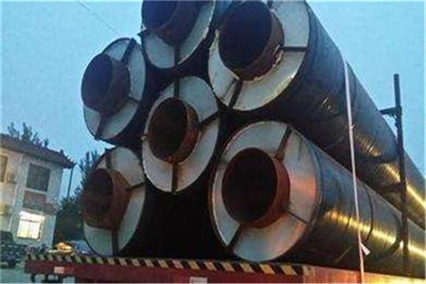直埋保温钢管大型厂家七星关区天合元