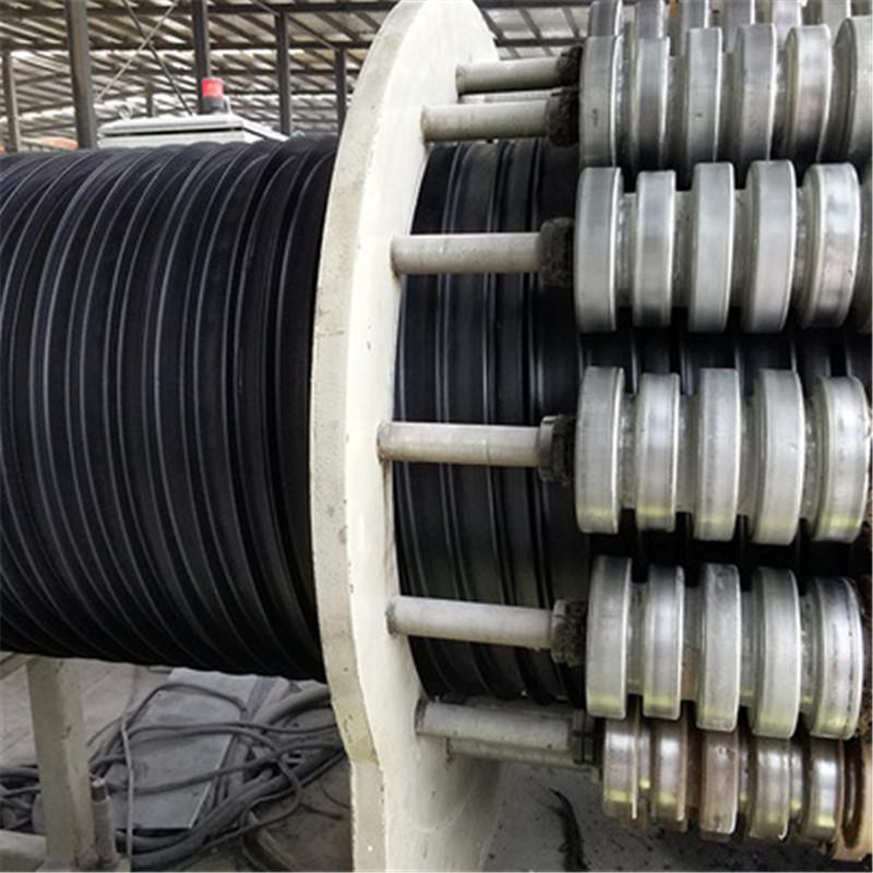 惠州大口径塑钢缠绕管厂家安装简便