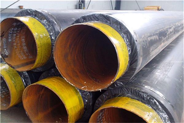 热力工程聚氨酯保温螺旋钢管厂家价格綦江区