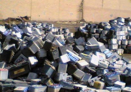 肇庆鼎湖区废电池回收附这里有高价回收的