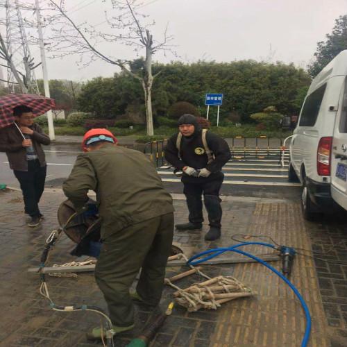 安庆潜水堵漏的公司