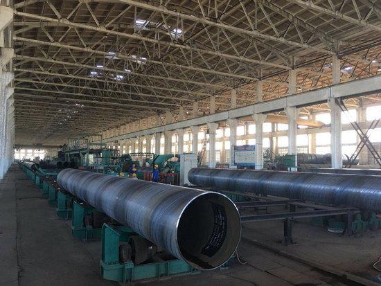 昭通市鲁甸县房地产消防用螺旋焊接钢管现货厂家