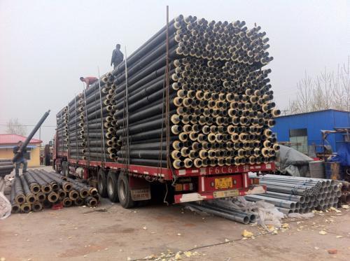 地埋保温钢管新疆维吾尔自治区克拉玛依市沧州万荣防腐保温管道有限公司