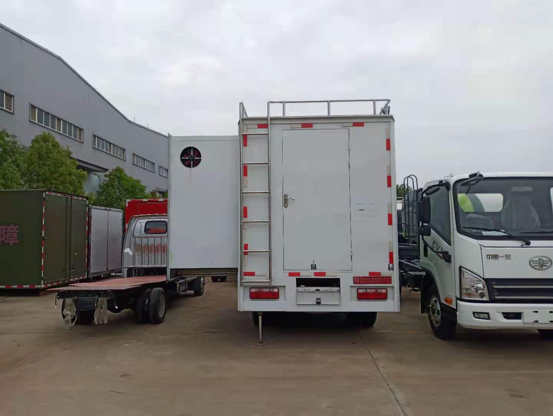 广东汕头工厂自营定制多功能移动售货车在什么地方可以经营
