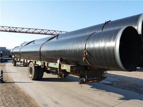 安康市旬阳县3pe防腐直缝埋弧焊钢管大型生产厂家