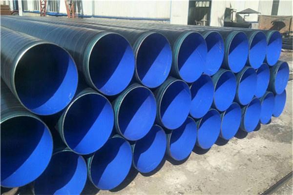 给排水用920防腐螺旋钢管量大从优=新化县