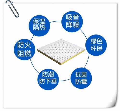 河南省顶山市机房吸音板厂家销售