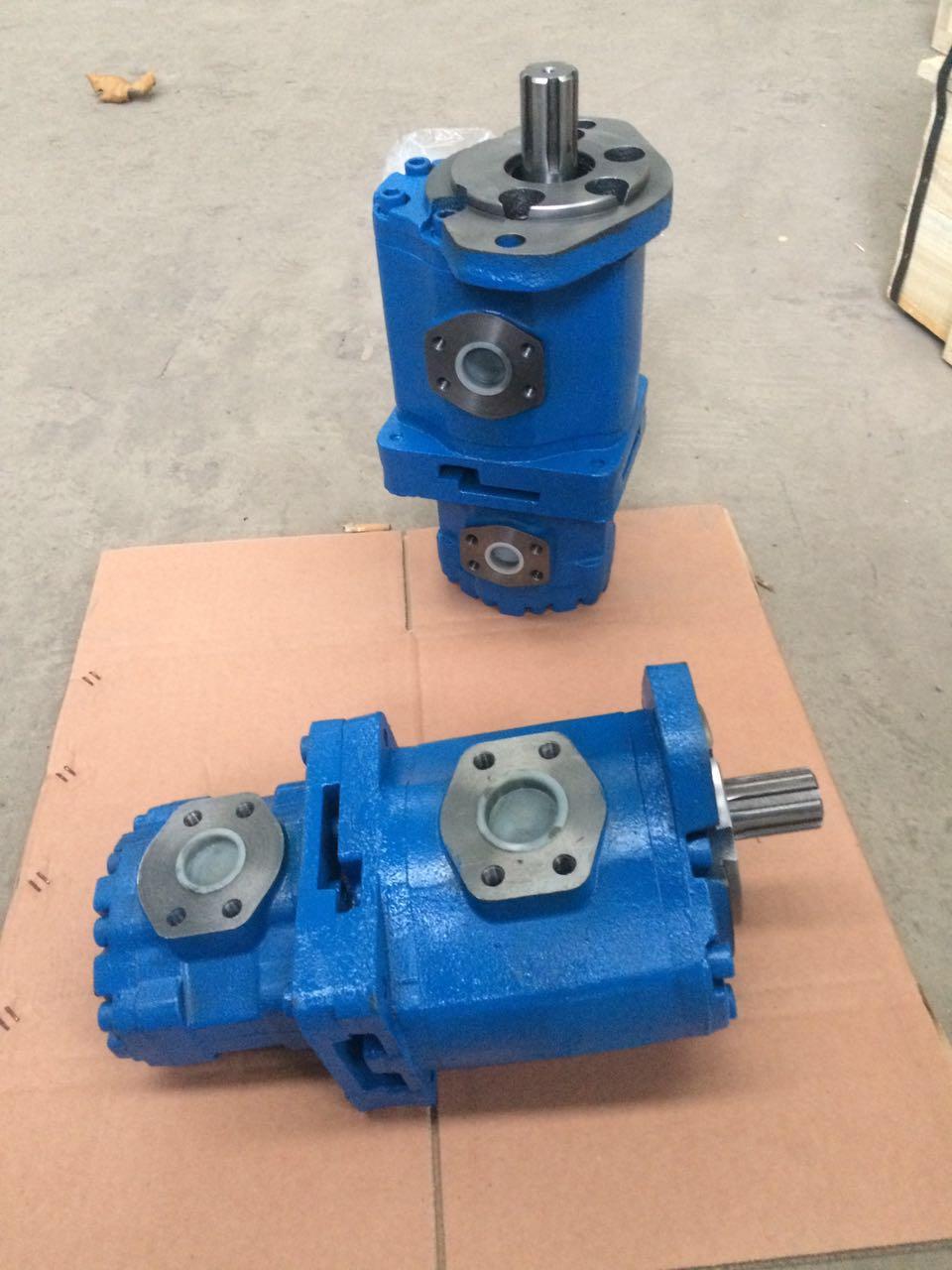 大排量齿轮泵CBY3100-B2FR