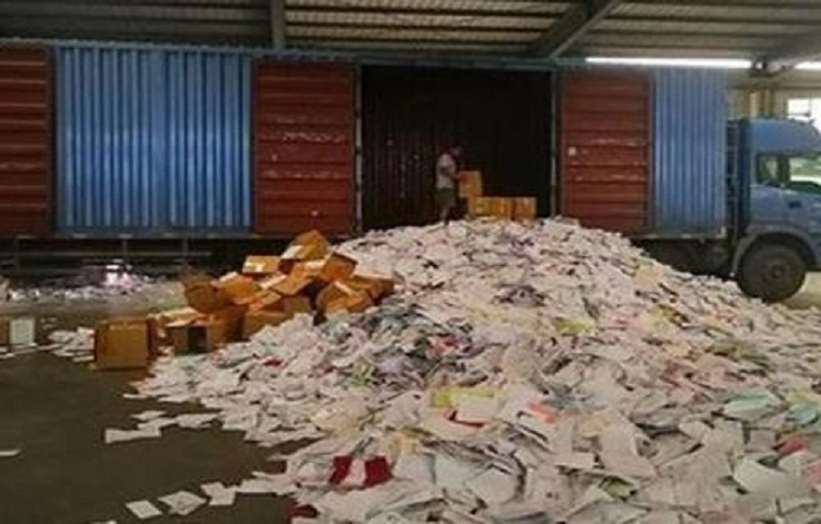 深圳南山区机密资料销毁一站式公司