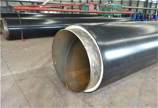 兴安盟供暖用聚氨酯无缝保温钢管在线生产